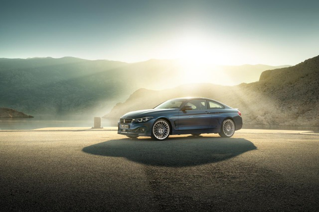 Client: Alpina BMW gallery