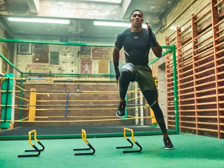 Client: Under Armour - feat. Anthony Joshua gallery
