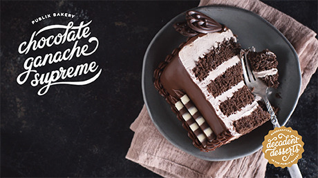 Publix Super Markets - Chocolate Ganache Cake gallery