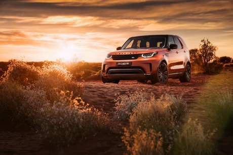 Campaign: Landrover Discovery  gallery