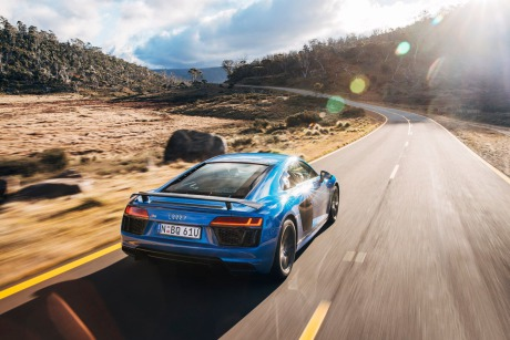 Audi R8 launch gallery
