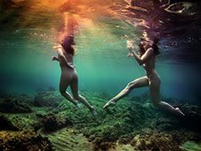 Underwater Photography + Motion Spotlight Cover by Gemma Silvestre