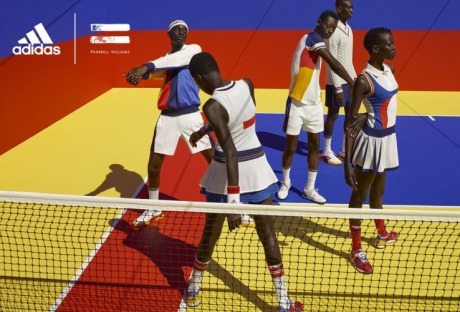 Adidas Tennis / Pharrell Williams Collection gallery