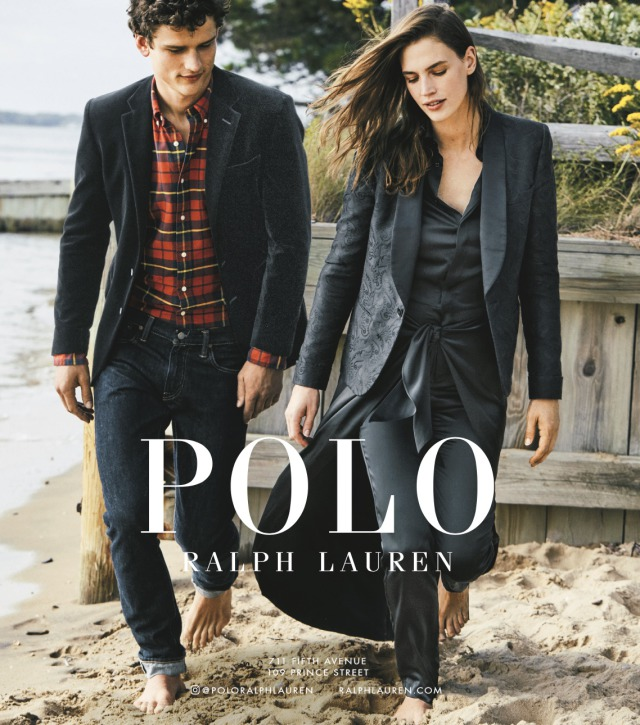 Campaign: Ralph Lauren Polo gallery