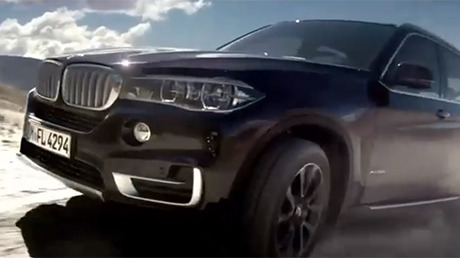 BMW X6 series TVC gallery