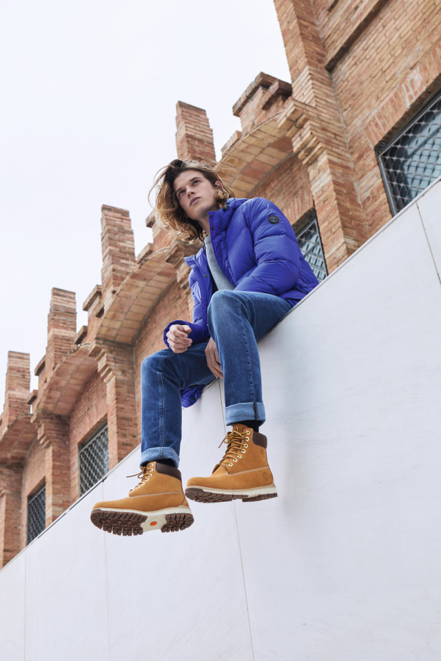 Campaign: Timberland gallery