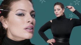 London Showcase 684 Cover by Sam Faulkner for Revlon, feat. Ashley Graham
