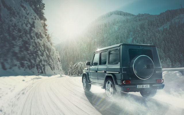 Mercedes-Benz G63 AMG gallery