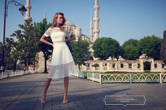 Photographer: James Meakin for Kookaï - Location: Istanbul, Turkey gallery