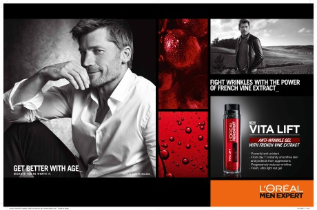 Client: L'Oreal Men Expert Vita Lift gallery
