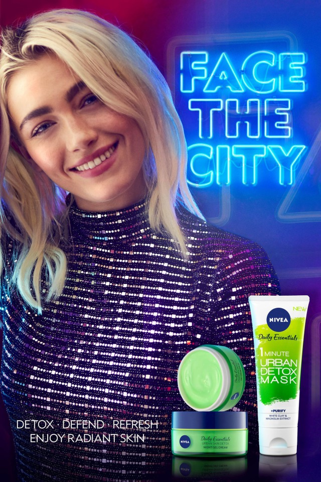 Photographer: COMER for Nivea Urban Skin gallery