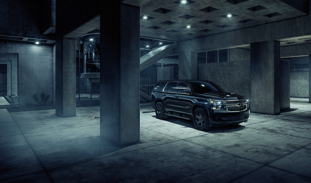 Chevrolet Tahoe - Midnight Special Edition gallery