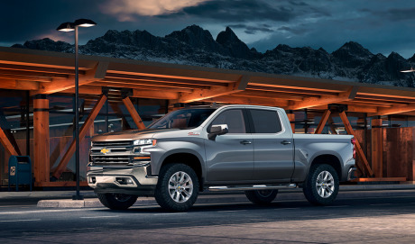 Chevrolet Silverado at Jackson Hole gallery