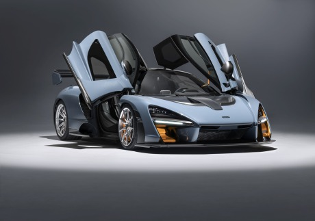 Project: McLaren Senna gallery