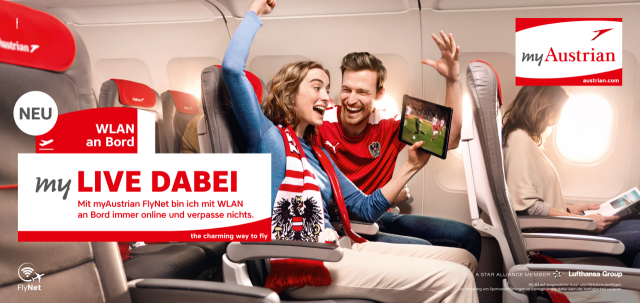 Client: Austrian Airlines gallery