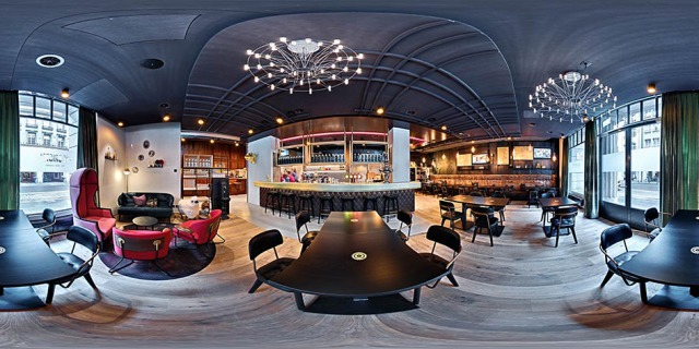 360 Virtual Tour The Bristol Hotel, Bern gallery