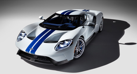 Client: Ford GT gallery