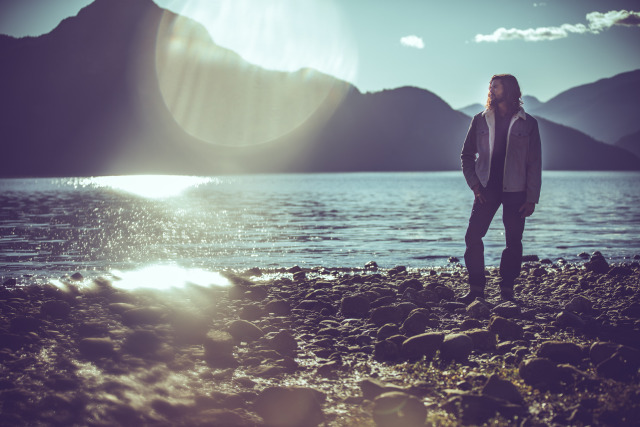 Photographer: Patrick Curtet  - Outdoor wear shoot, Squamish, BC gallery