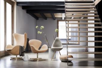 Client: Fritz Hansen  gallery