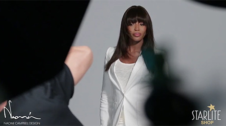 Starlite Behind the Scenes with  Naomi Campbell gallery
