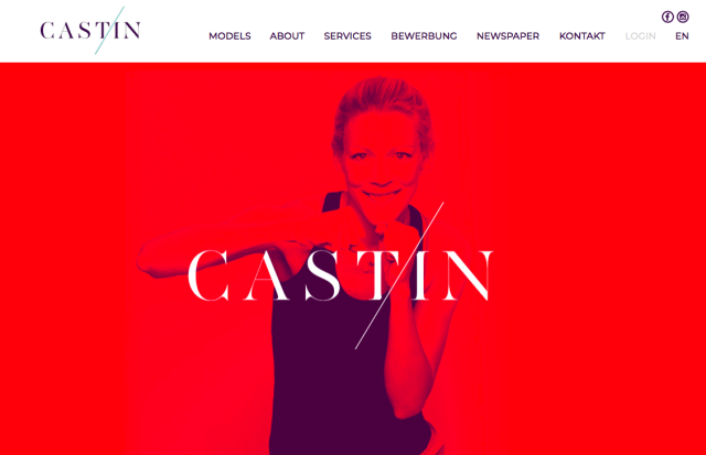 Castin´s New Website gallery