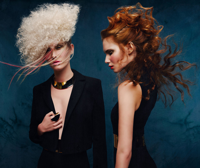 Campaign: Coiffure award 2018 gallery