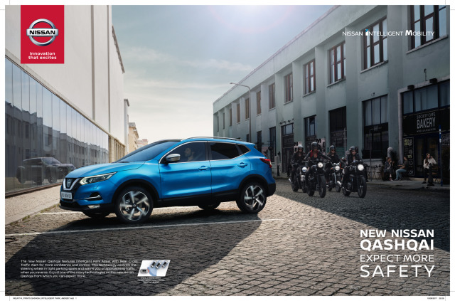 Photographer: Oliver Paffrath for Nissan QASHQAI gallery