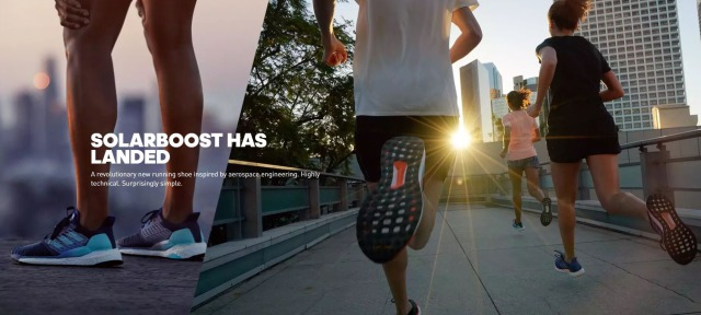 Client: Adidas Running Campaign gallery
