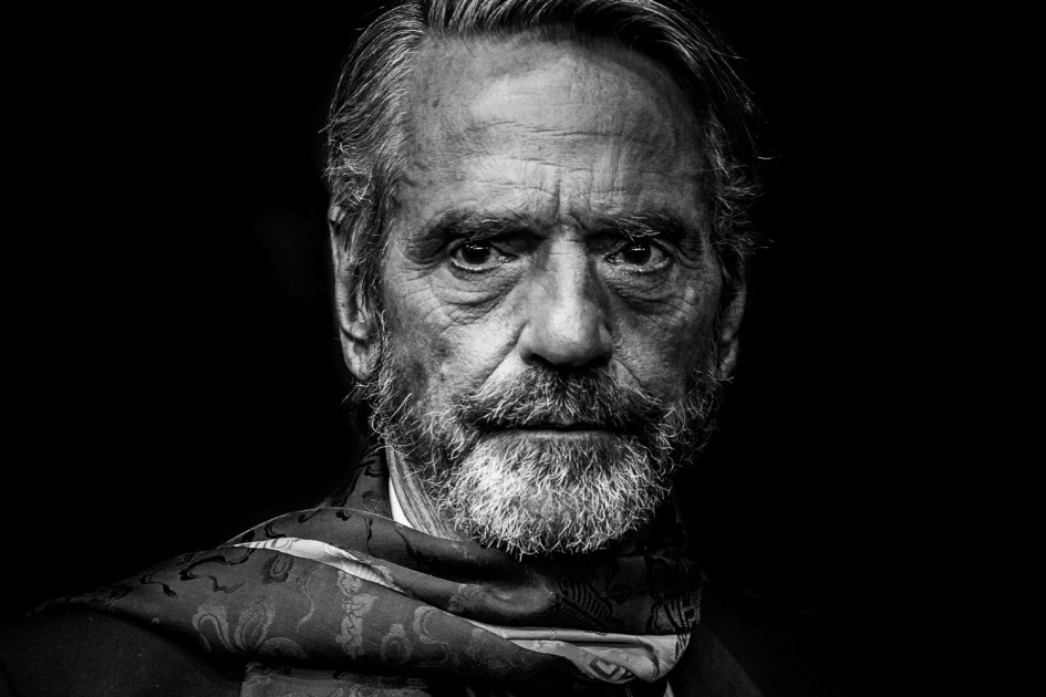 jeremy irons by beate mumenthaler