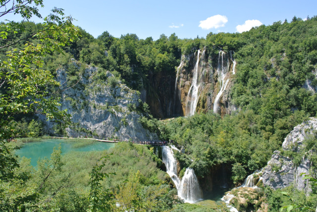 Location: Plitvice gallery