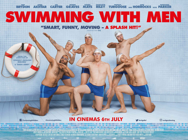 Simon Webb - Swimmimg With Men poster gallery