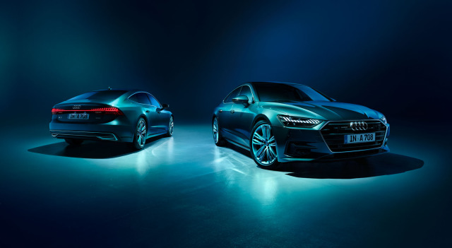 Audi - Next Level Luxury gallery