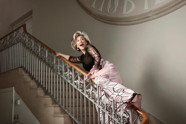 Maureen Lipman by Jay Brooks for Saga Magazine gallery