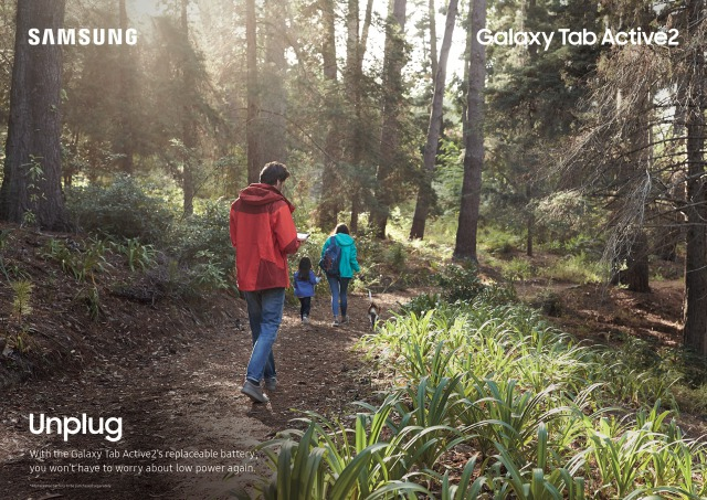 Client: Samsung Galaxy Tab Active gallery
