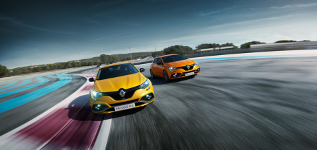 Renault Megane RS Trophy gallery
