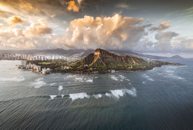 Diamond Head, Hawaii gallery