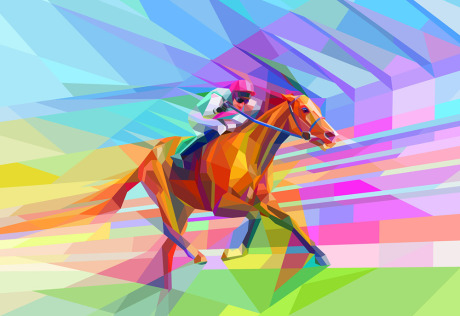 Ascot Racehorse - You Bring the Colour gallery