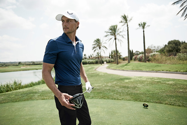 Golf apparel shoot for Castore Sportswear - Spain gallery
