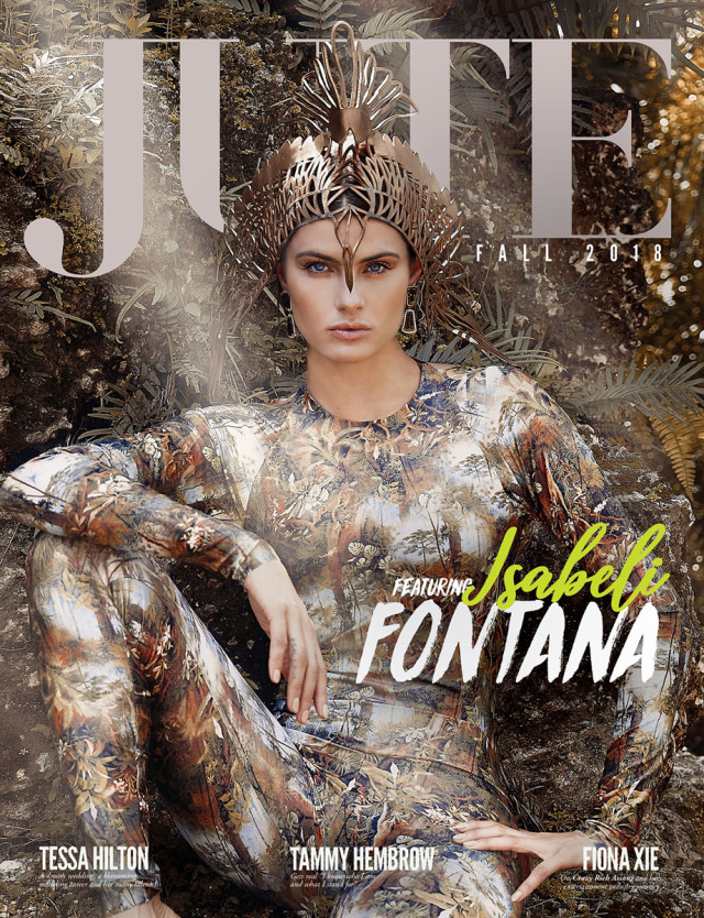 Isabeli Fontana for Jute Magazine gallery