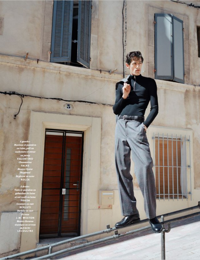 Magazine: Vogue Homme gallery