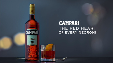 Client: Campari - The red heart of every Negroni gallery