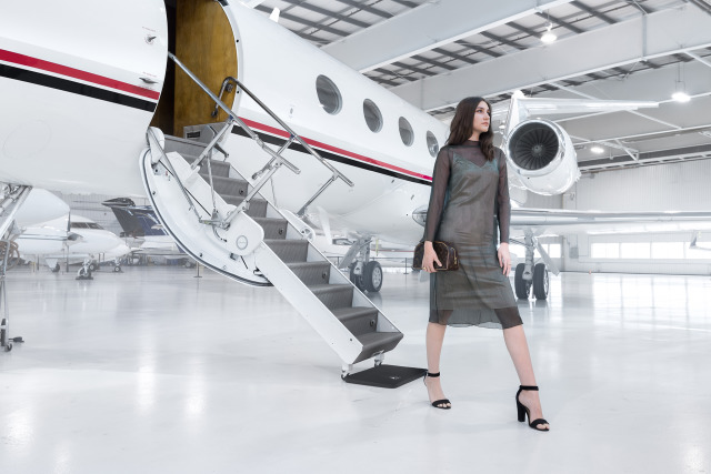 Client: Aero Products Canada, Caisa Fashion Show, Skyservice Business Aviation gallery