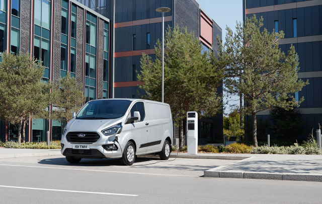 Client: Ford Transit gallery