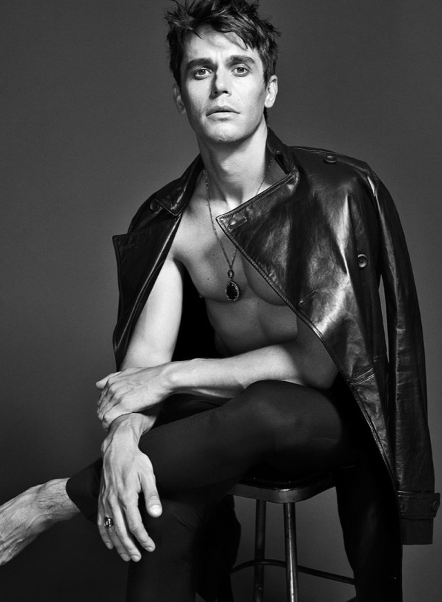 V MAN by Richard Ramos - feat. Antoni Porowski gallery