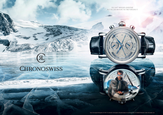 Client: CHRONOSWISS Switzerland gallery