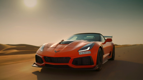 Corvette Stingray ZR1 gallery