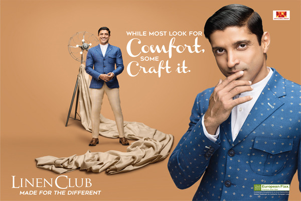 Campaign: Linen Club with Farhan gallery