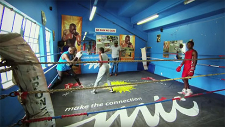 Julius Indongo, Namibian Boxing Star, gallery