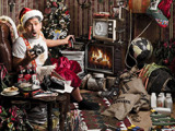 CHRISTMAS ADVERTISING PHOTOGRAPHY