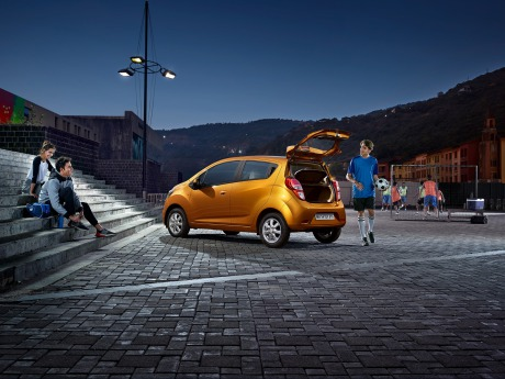 Chevrolet Beat gallery